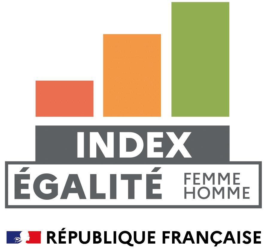 Logo égalité femmes hommes