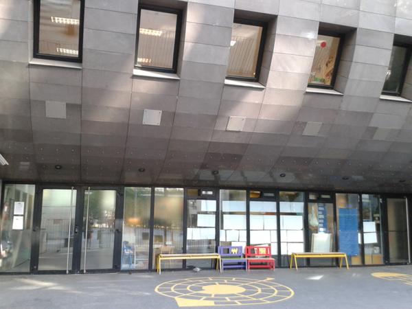 Photo du site primaire de Dupleix à Paris