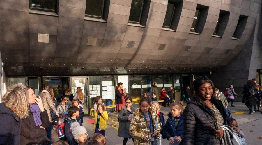 Photo du devant du site primaire de Dupleix