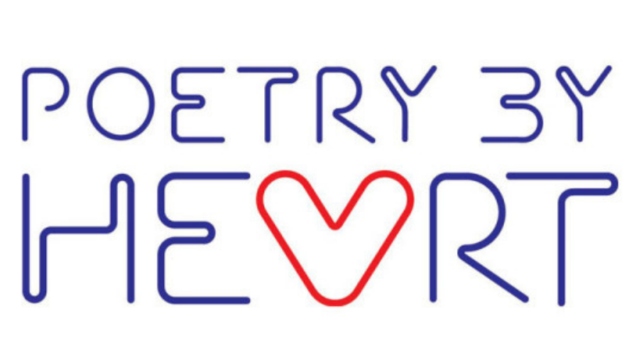 Logo Poetry by Heart