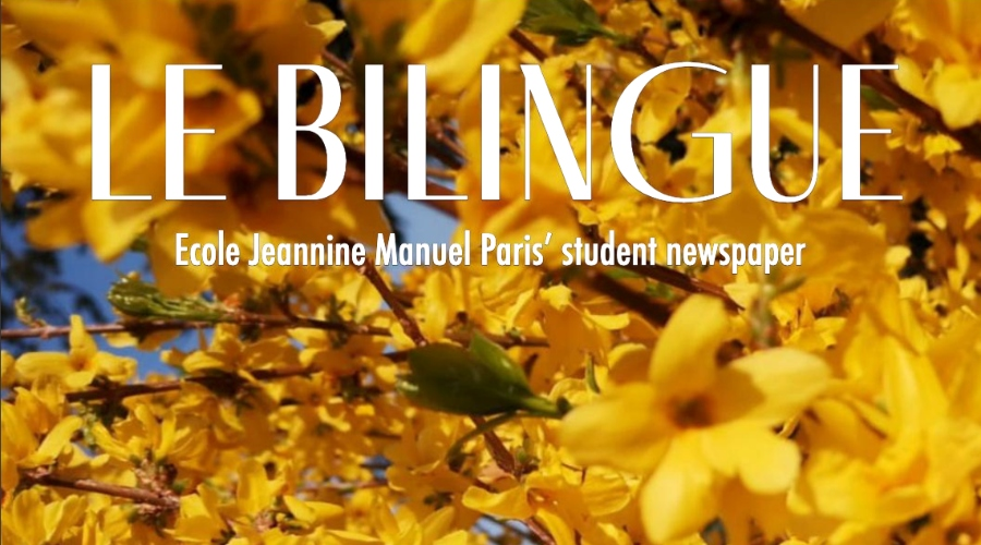 Cover of the spring 2021 edition of Le Bilingue
